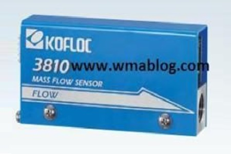 Kofloc 3810S Series Low-cost Mass Flow Sensor