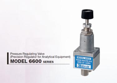 Kofloc Pressure Regulating Valve Model 6600 Series