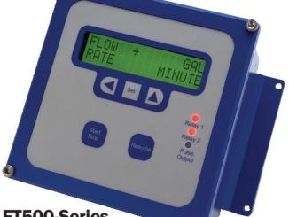 Seametrics Flow Batch Controls