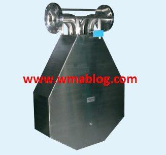Mass Flow Meter Coriolis RHM100