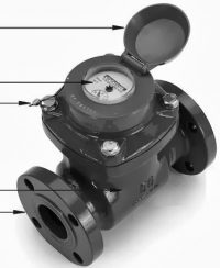 seametric turbine flow meter