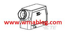 Hoods Sibas Connector HB.10.STS-GR.1.16.G
