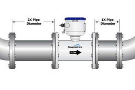 Cara Instalasi Electromagnetic Flow Meter