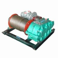 Air Winches for lifting and pulling in Hazardous Area