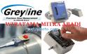 Greyline DFS 5.1 Clamp On ultrasonic Flow Meter