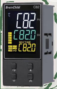 Brainchild C82 Process and temperature controller