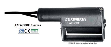 Omega air flow monitor-FSW800B