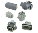 Series HQ Heavy Duty Connector TE Connectivity
