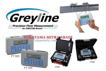 Greyline TTFM 6.1 Ultrasonic Flow Meter