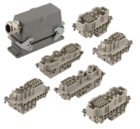 TE Connectivty – HK, HWK Series Power Signal Connector