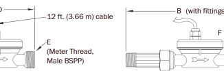 Dimension Seametrics SEB Single Jet