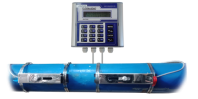 Flowmasonic WUF500 Ultrasonic Clamp On Flow Meter