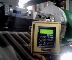 Transit time Ultrasonic flow meter Flowmasonic WUF 100CF