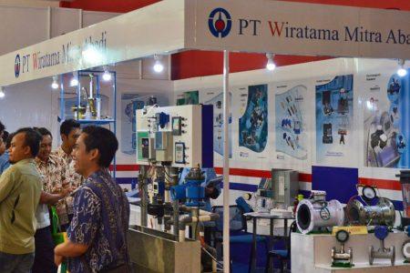 International Indonesia Manufacturing Exhibition 2014