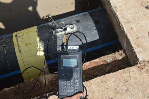 The Technology of Ultrasonic Flowmeters