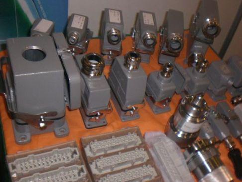 TE Heavy duty electric connector