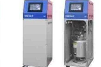 Fcon CUBE GM-Xα series Touch Panel Gas Mixer with Buffer tank specification