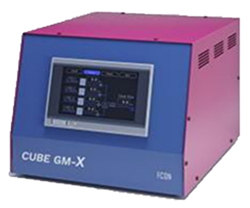 Fcon CUBE GM-X Series Touch panel Gas Mixer