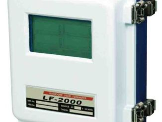 Sonic LF-2000 Ultrasonic Flow Meter