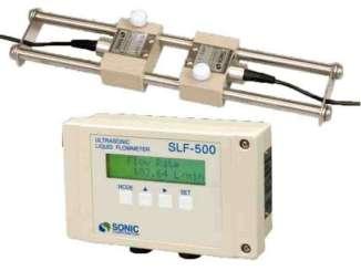 Sonic SLF-500 Ultrasonic Flow Meter