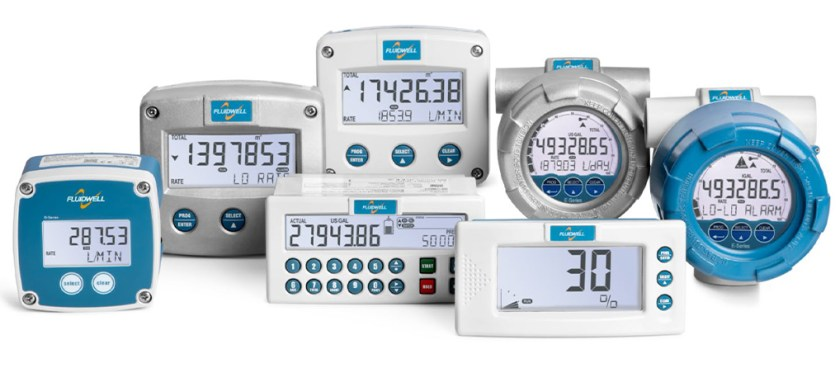 fluidwell Flow And Level Indicator