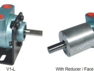 Tonson V1 (1AM) Vane Air motor