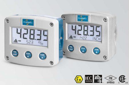 Fluidwell F070 Intrinsically Safe Level Indicator