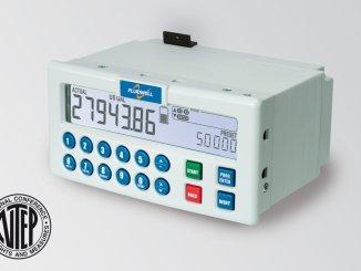 Fluidwell n414 Batch Control