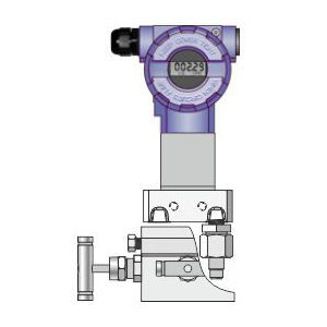 Delta Mobrey DPR-2000G Differential Pressure Transmitter