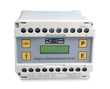 FAU 50 Kem Kuppers Frequency to Analog Converter