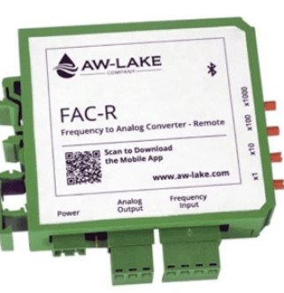 Frequency To Analog Converter FAC-R Series AW Lake