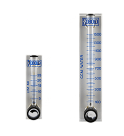 KFR Kobold Variable Area Flowmeter-Plastic-Low Flow
