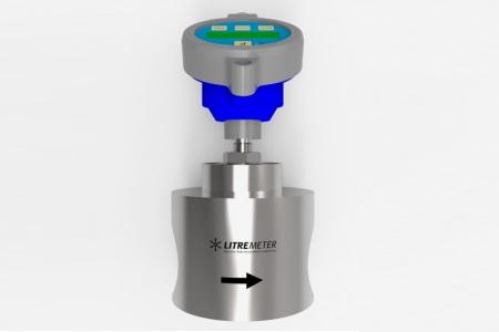 Pelton Wheel Flowmeters