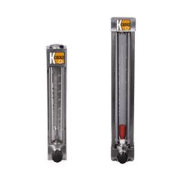 Kobold Class Cone Variable Area Flow Meter