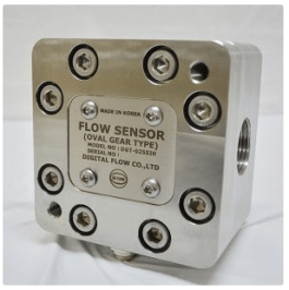 Digital Flow Stainless Steel Flow Sensor