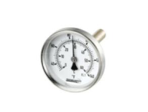 Bimetal Thermometer BT 63, 80, 100, 160 mm