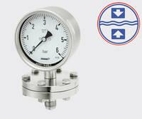 Diaphragm Manometer PC 100/160 Hengesbach