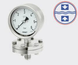 Diaphragm Manometer PC 100/160