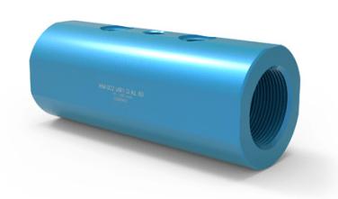 HM U Series Kem Kuppers Turbine Flow Meters