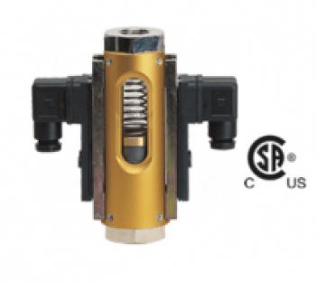 Kobold VKG Viscosity Compensated Flowmeter / Switch