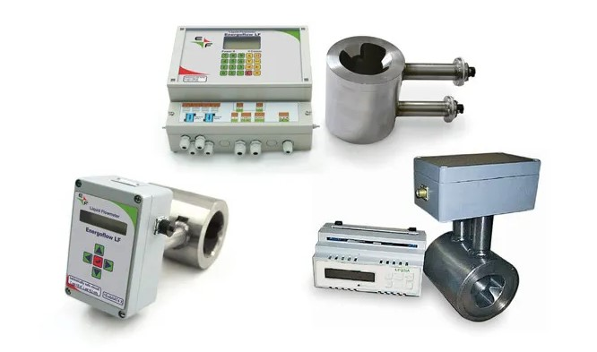 Liquid Flow Meter LF-131H For High Pressure Applications Energoflow