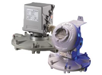 Differential Pressure Switch 386 Series Delta Mobrey