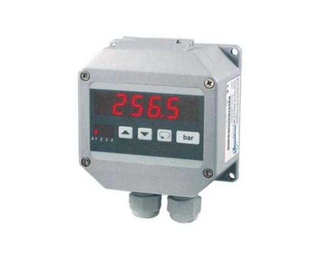 Digital Display for Signal Input DSA 1010 Hengesbach