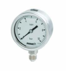 Tube Spring Manometer RC 63/100/160 Hengesbach