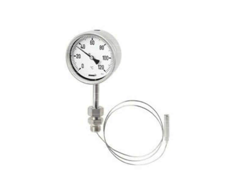Gas Pressure Thermometer TFB-TFC 100/160 Hengesbach
