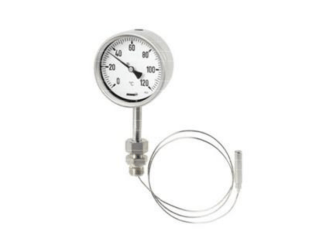 Gas Pressure Thermometer TFB-TFC 100/160
