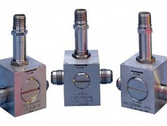 Hoffer Flow Control MF Series Turbine Flow Meters for Liquids and Gases