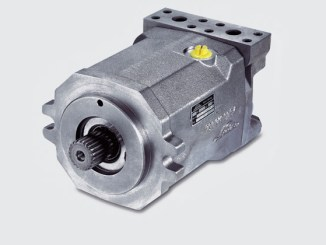 Linde HMF-02 Fixed displacement motors for open and closed circuits