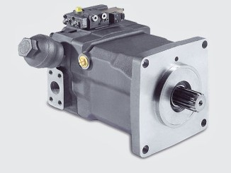Linde HPR-02 Self-regulating pumps for open circuit operation