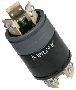 Mercotac Four, Six, and Eight Conductor Electrical Connectors